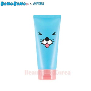 A'PIEU Deep Clean Foam Cleanser 130ml [BonoBono Edition]